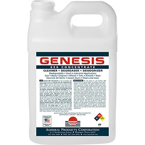 Genesis 950 Concentrate Pet Stain Remover
