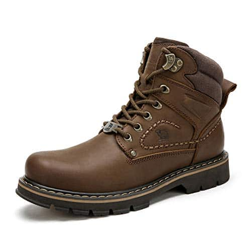 CAMEL CROWN Mens Work Boots