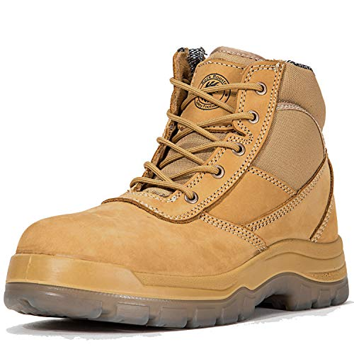 Top 8 Best Work Boots For Construction 2019 Reviews