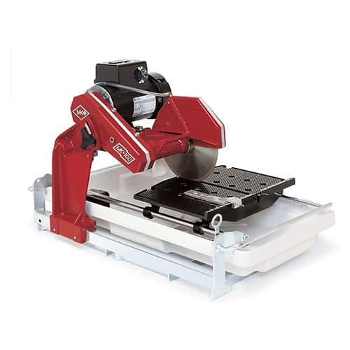 MK DIAMOND WET TILE SAW