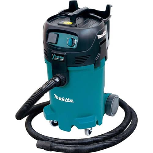 Makita VC4710 12-Gallon Wet/Dry Vacuum, Without 8-pc accessory set
