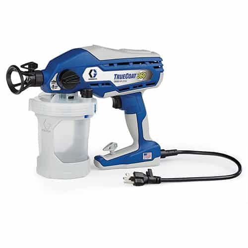 Graco's TrueCoat 360 16Y385 Paint Sprayer