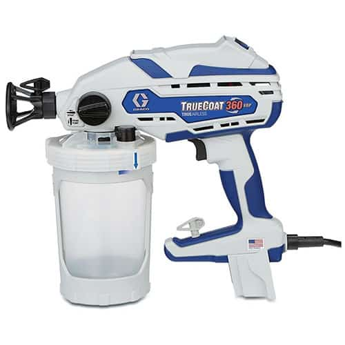 Graco TrueCoat 360 17D889 VSP Handheld Paint Sprayer