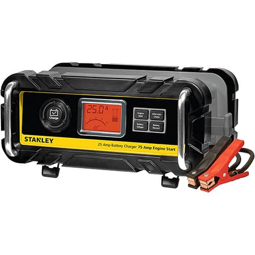 STANLEY BC25BS Smart 12V Battery Charger