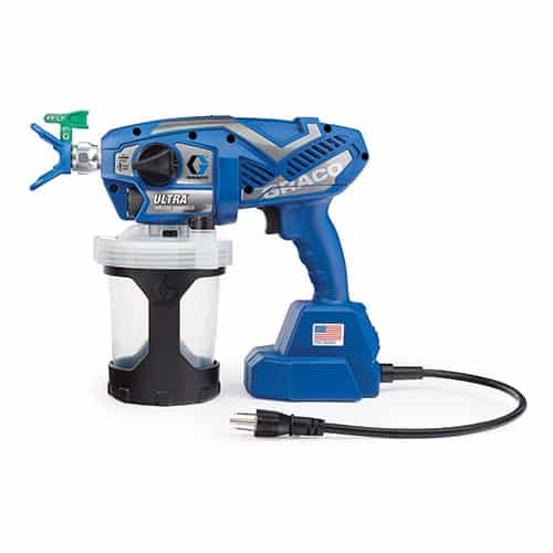 Graco's 17M359 Ultra Corded Airless Handheld Paint Sprayer