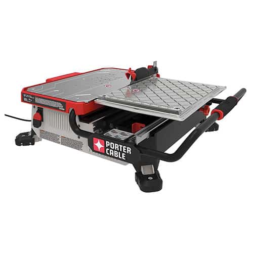 PORTERCABLE WET TILE SAW