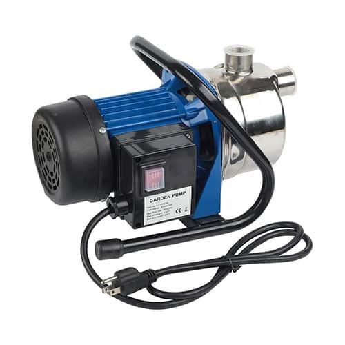 EXTRAUP Electronic Portable Shallow Well Pump Booster