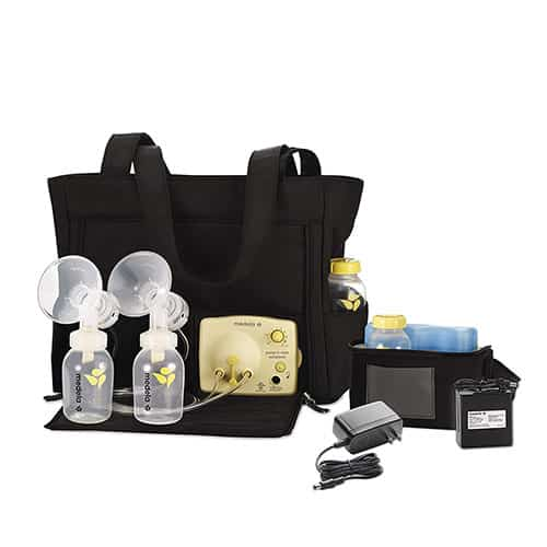 Medela Pump in Style Advanced with Tote, Electric Breast Pump for Double Pumping