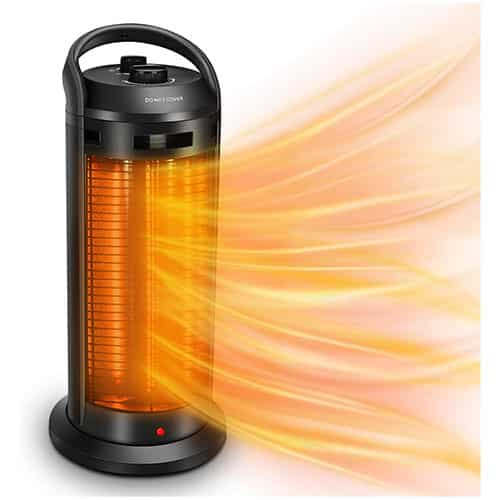 Air Choice Space Radiant Heater Infrared Heater