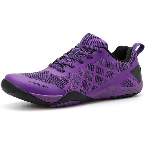 WHITIN Women's Trail Runner | Barefoot & Minimalist Shoe | Zero Drop Sole
