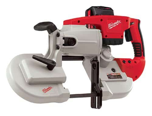 Milwaukee 0729-21 Speed Portable Band Saw