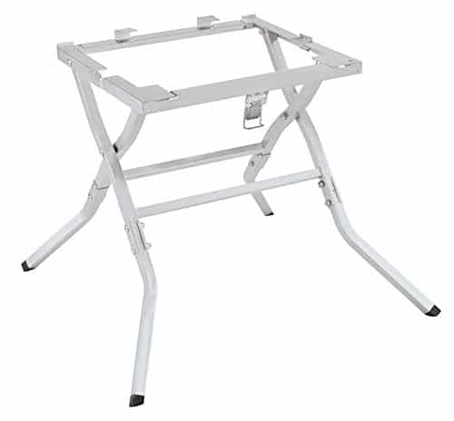 Bosch GTA500 Folding Stand for 10-Inch Portable Jobsite Table Saw