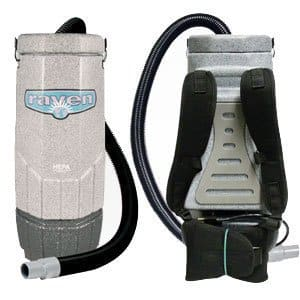 Sandia 70-4000 HEPA Raven, Backpack Vacuum