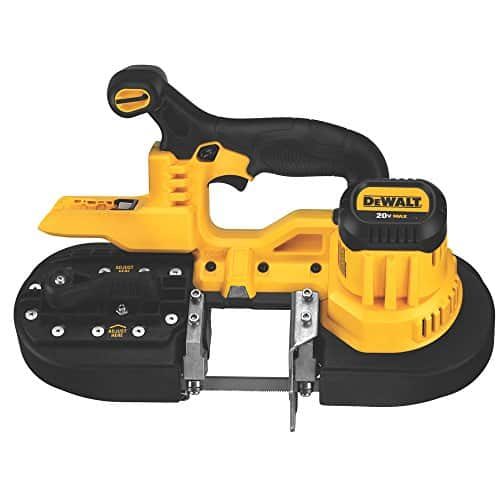 DEWALT 20V MAX Portable Band Saw, Tool Only (DCS371B)