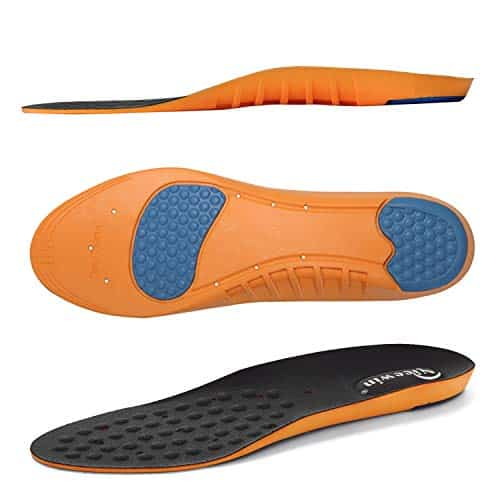 NICEWIN Shoes Insoles for Men Women Work Boots
