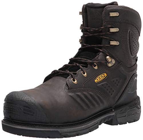 KEEN Utility Men's Work Boots for Construction