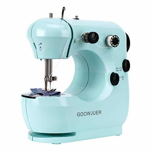 GOOWJUER Portable Sewing Machine