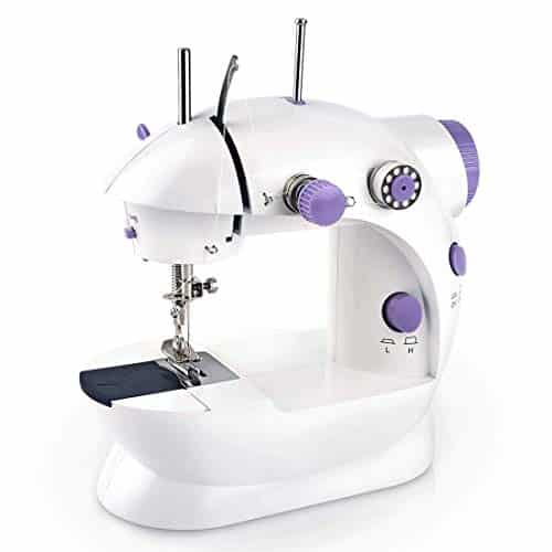 LIKESTAR Sewing Machine with Extension Table